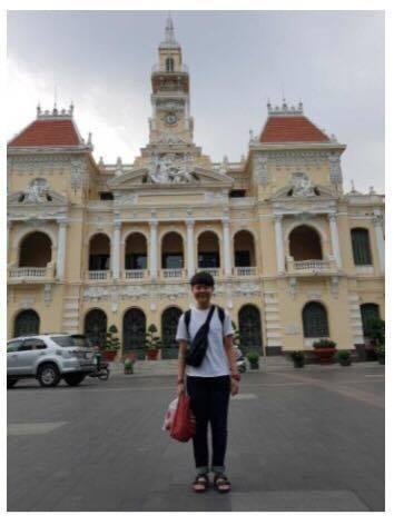海外實習心得分享 越南